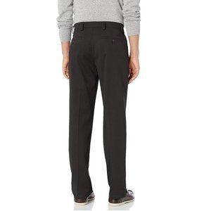 Men's Dockers Easy Khaki Flat Front Pants Black